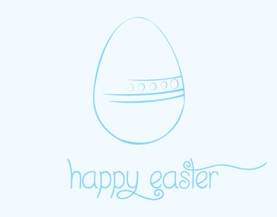 2013 Easter Greetings PSD