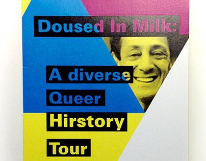 Doused in Milk Brochure