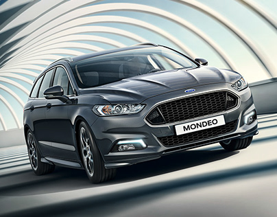 Ford Mondeo - Exterior