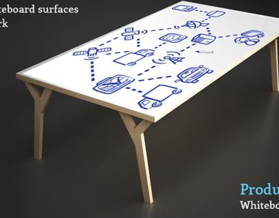 Whiteboard Furniture