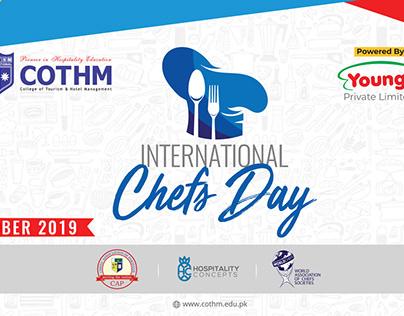 COTHM International Chefs Day 2019