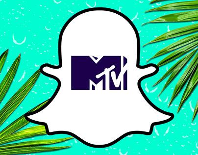 MTV Snapchat Discover 2018/19