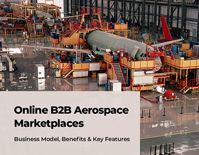 Online Marketplaces Can Redefine The Aerospace Industry
