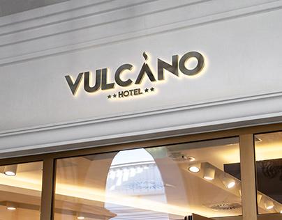 Vulcano / Hotel Logo & Branding