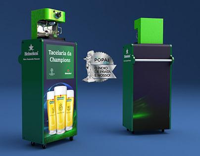 PDV - Tacelaria Heineken