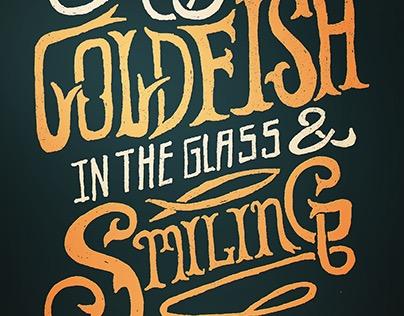 Trapped Like Goldfish (Charles Bukowski)