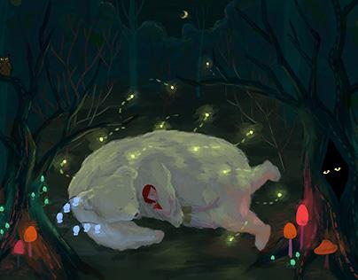 Sleep with a light on