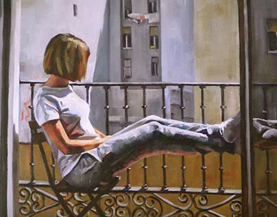 Oil paintings II