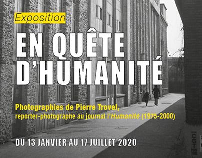 Exposition photos de Pierre Trovel