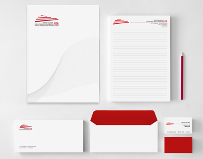 Corporate Identity for  Research Dissemination Center