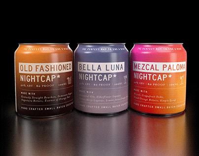 Adobe Live - Nightcap Packaging