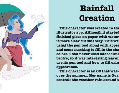 Rainfall Creation