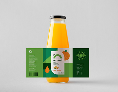 Naturel - Organic Juice
