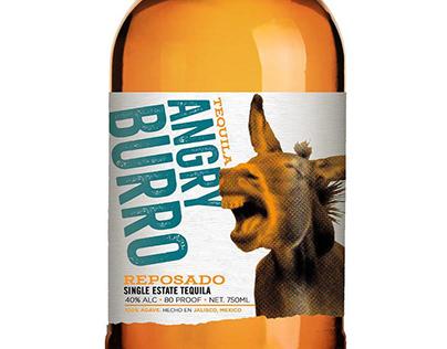 Angry Burro Tequila