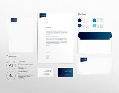 Smart Continent / Corporate Identity