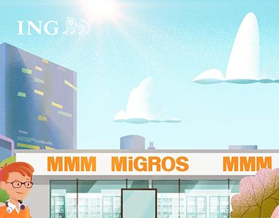 ING - Migros Kredisi