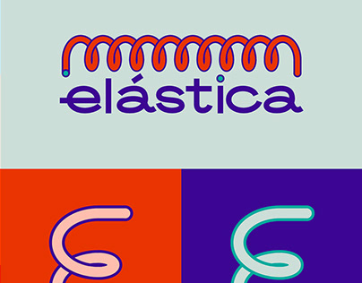 elástica — Visual Identity