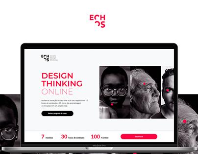 Design Thinking Online Website