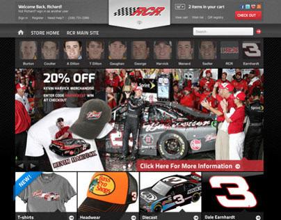Racing Merchandise