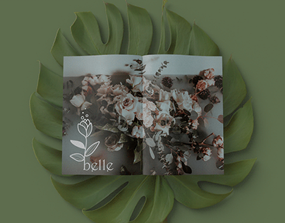 Belle /Logo design
