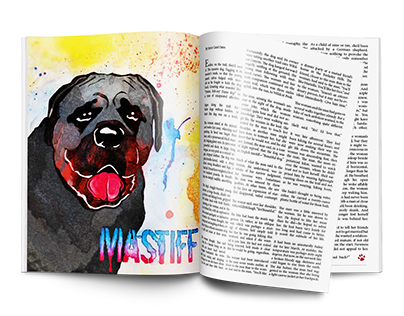 Mastiff Projects Photos Videos Logos Illustrations And Branding On Behance