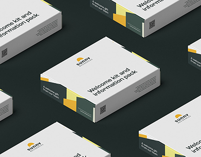 Sunny Residences - Real Estate Branding and Identity