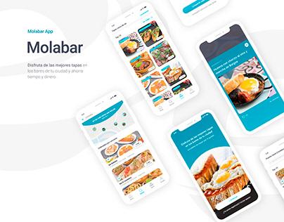 Molabar APP UI/UX