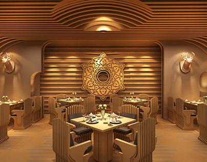 Mandala Restaurant by Prashant Sutaria Architects – PSA