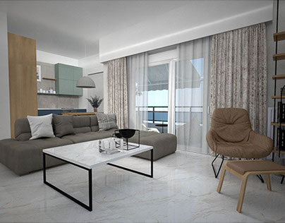 Apartment renovation | Kalamaria - Thessaloniki