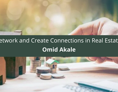 Omid Akale Gives Advice on How to Network and Create