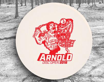 Arnold Disc Open | 2016