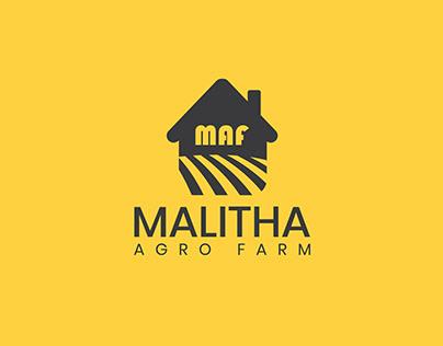 LOGO for MALITHA AGRO FARM
