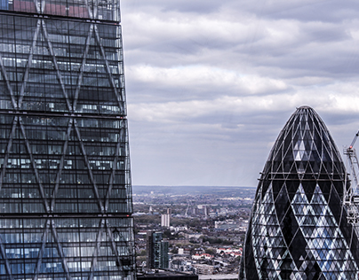 London from 20 Fenchurch St