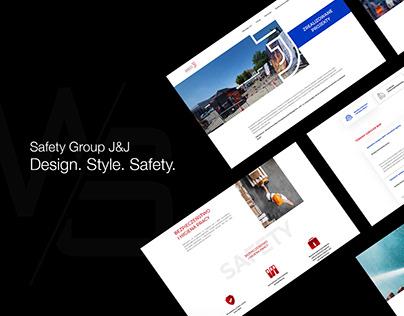 SAFETY GROUP / Strona WWW