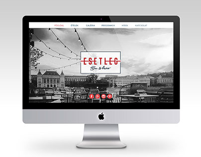 Esetleg Bistro Web Design