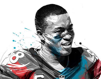 ESPN - NFL portraits