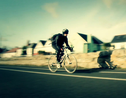 VIDEO - The Cyclist