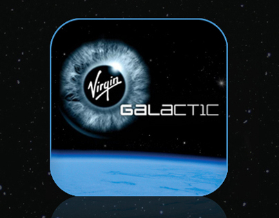 Virgin Galactic iOS App