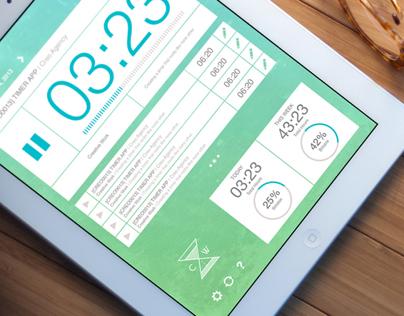 CLOCKWORK Timer App