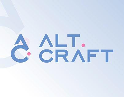 Branding para Alt Craft