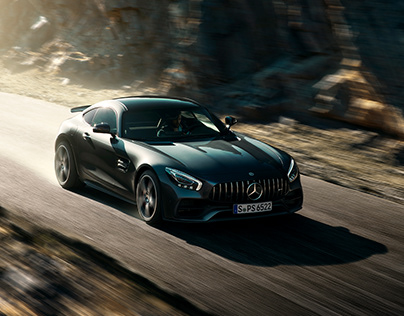 Mercedes-AMG GT S - Spain Roadtrip