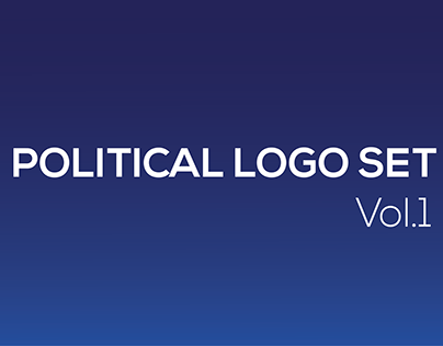 Political Logo Set