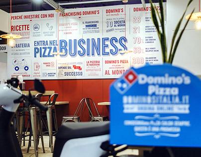 Domino's Pizza | Exhibition stand