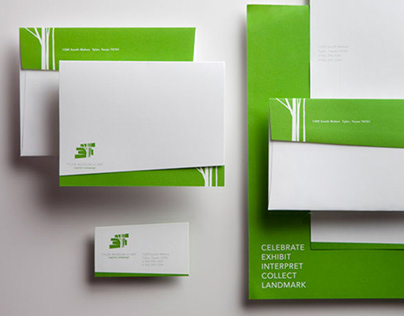 Tyler Museum of Art Capital Campaign Collateral