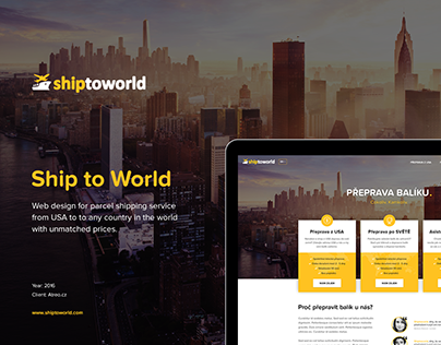 Ship to World