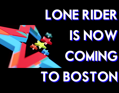 Lone Rider was called in America