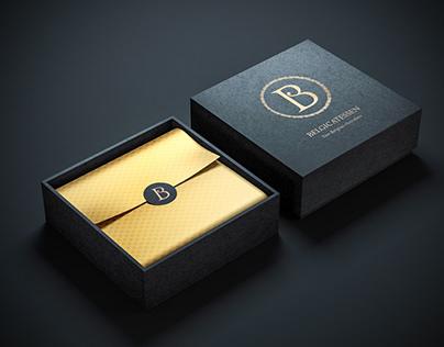 Chocolate Packaging & logo