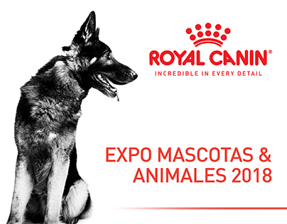 Royal Canin - Expo Mascotas & Animales 2018