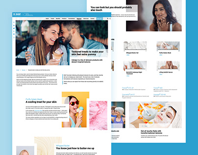 BASF Care Creations Website