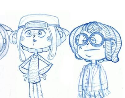 Drawing Dumb